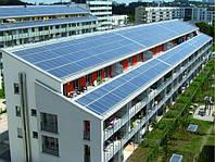 Сетевая солнечная станция 20 кВт под зеленый тариф ( солнечные панели )