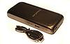 Универсальная мобильная батарея FrimeCom 6S-BK  2 USB LED фонарик, фото 2