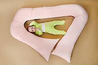 Подушка Maxi для беременных, (холофайбер)