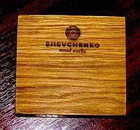 Изделия из дерева с логотипом