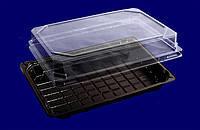 Одноразовый контейнер 500мл (332) 100 шт/уп