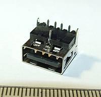 U006 USB Разъем, гнездо  для ноутбуков и материнских плат Toshiba R15 R10 Acer ZG5 XG5