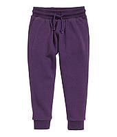 Детские  спортивные штаны на девочку H&M
