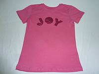 Красивая футболка для девочки JOY, фото 1