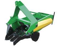 Картофелекопатель транспортерный однорядный (Украина - Польша) (без кардана) Agromech