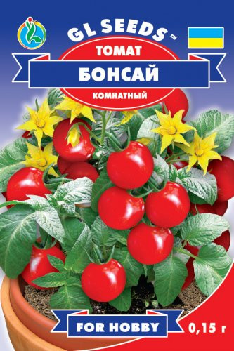 Семена томата Комнатный Бонсай
