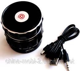 Портативна колонка Atlanfa AT-9501 з FM радіо Bluetooth MP3, фото 2