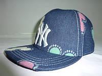 Модная кепка с прямым козырьком , фото 1