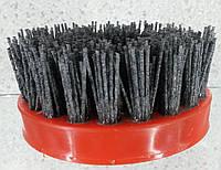 Абразивная щетка для обработки камня «под антику» (брашировка), № 120