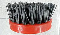 Абразивная щетка для обработки камня «под антику» (брашировка), № 180
