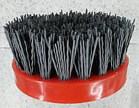 Абразивная щетка для обработки камня «под антику» (брашировка), № 240