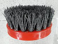 Абразивная щетка для обработки камня «под антику» (брашировка), № 320