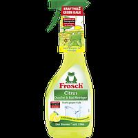 Средство для мытья ванны Frosch Citrus, 500 мл