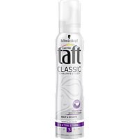 Пена для волос Taft Classic 3, 150 мл