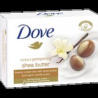 Твердое мыло Dove Shea Butter, 100 гр