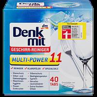 Таблетки для посудомоечной машины Denkmit Multi-Power, 40 шт