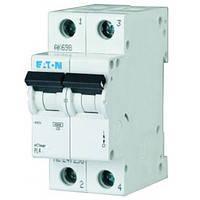 Автоматический выключатель MOELLER (EATON)   PL 4-C25/2