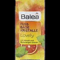 Соль для ванны для ног Balea Lovely, 40 г