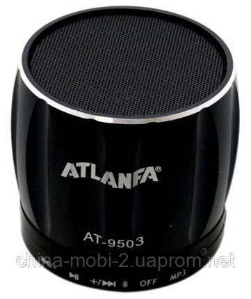 Портативная колонка/ динамик/ радио Atlanfa AT-9503  c Bluetooth, фото 2
