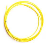 Спираль подачи проволоки желтая  2,5/4,5 мм,5,4 м