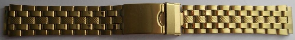 Браслет для часов золото Б18 2