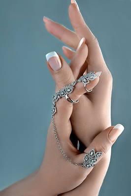 Кольца серебро 925 проба