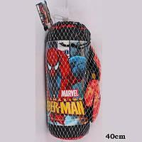 Боксерский набор Спайдермэн с перчатками