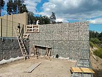 Строительство подпорных стен, фото 1