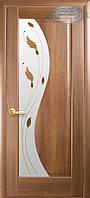 Межкомнатные двери Эскада Р1 (золотая ольха, каштан, ясень)