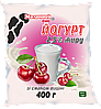 Йогурт со вкусом вишни 2,5% 400 г