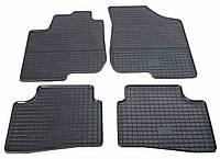Резиновые коврики для Hyundai Elantra IV (HD) 2006-2010 (STINGRAY)