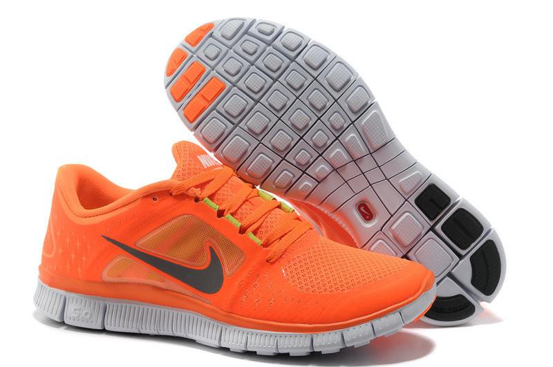 Кроссовки мужские Nike Free Run+3 5.0 / MRUN-003