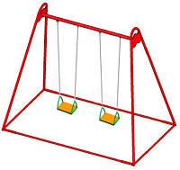 Дитячі гойдалки на ланцюгах (DIO-312) для вулиці