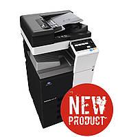 Konica Minolta bizhub C287 – полноцветное МФУ, A3, 28 стр./мин, копир, принтер, сканер, дуплекс