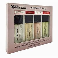 Подарочный набор с феромонами Armand Basi 4*15мл (лицензия)