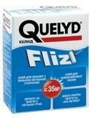 Клей для обоев (обойный клей) Quelyd Флизелиновый 300 г