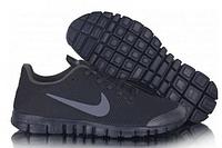 Кроссовки беговые мужские Nike free run 3.0 темно синие