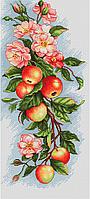 Luca-S Набор для вышивки крестом Композиция с яблоками