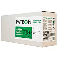 КАРТРИДЖ HP LJ CE285A/CANON 725  PATRON GREEN Label