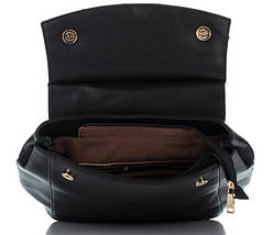 Вместительный женский рюкзак из искусственной кожи, фото 3