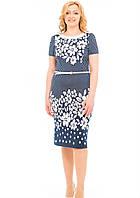 Женское платье  Джозефина   больших размеров 50, 52