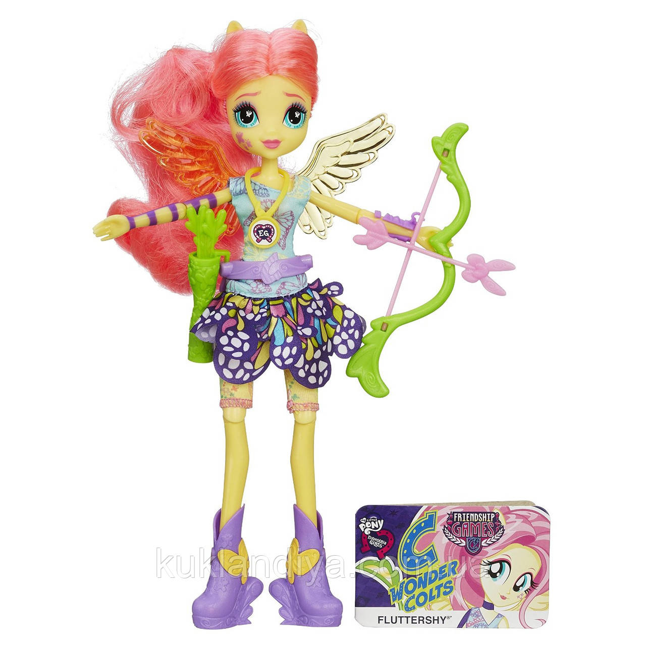 Лялька Флаттершай з цибулею My Little Pony