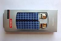 Подтяжки 'Classic-Royal' синие в клетку