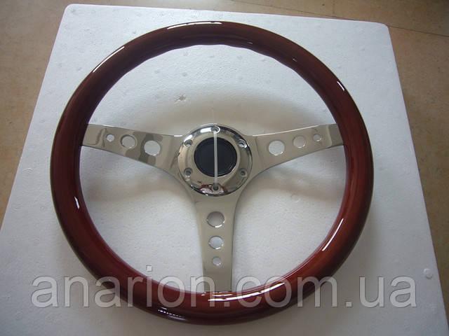 Руль деревянный Классик №022 (VIP категория)