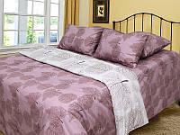 Комплект постельного белья 933 «Мелани» ТМ ТЕП (Украина) бязь полуторный