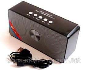 Портативная беспроводная колонка/ динамик/ радио WS-768BT Bluetooth, фото 2