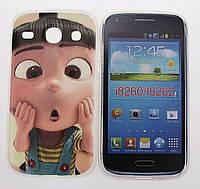 Чехол с рисунком для Samsung Galaxy Core i8260 i8262