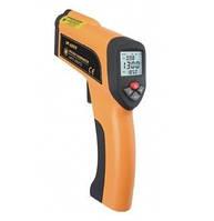 Пирометр Walcom HT-6889 (-50…+1600 ºС), 50:1, настраиваемый коэффициент эмиссии