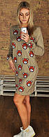 Вязаное платье. Турция (арт. 186666741)