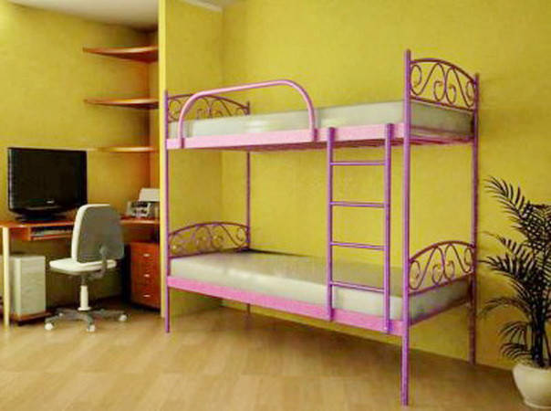 Двухъярусная кровать Верона Дуо / Verona Duo, фабрика Метакам, фото 2